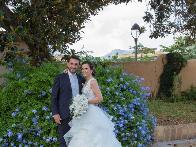 Il matrimonio di Antonio e Jenica a Palermo, Palermo 11