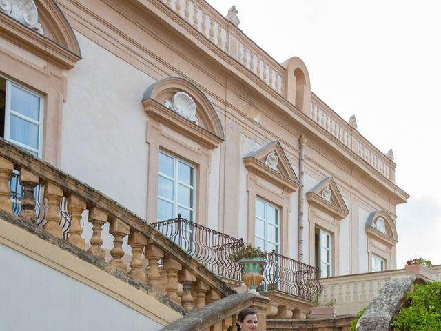 Il matrimonio di Antonio e Jenica a Palermo, Palermo 14