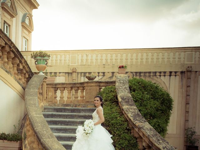 Il matrimonio di Antonio e Jenica a Palermo, Palermo 15