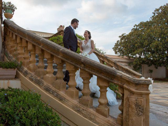 Il matrimonio di Antonio e Jenica a Palermo, Palermo 16
