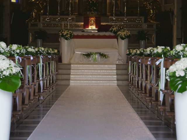Il matrimonio di Alessandro e Elisa a Corbetta, Milano 5