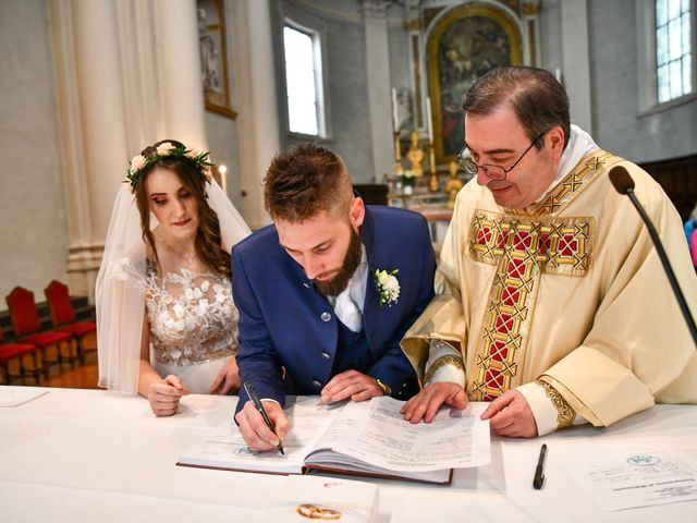 Il matrimonio di Cristian e Desy a Castiglione delle Stiviere, Mantova 9
