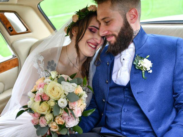 Il matrimonio di Cristian e Desy a Castiglione delle Stiviere, Mantova 15