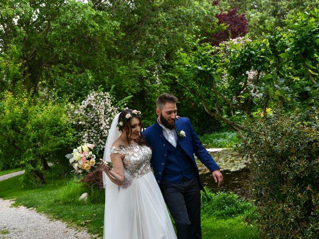Il matrimonio di Cristian e Desy a Castiglione delle Stiviere, Mantova 20