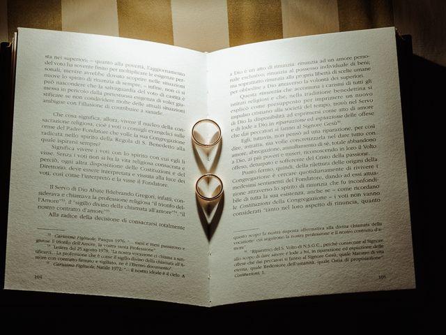 Il matrimonio di Tommaso e Marija a Sutri, Viterbo 1