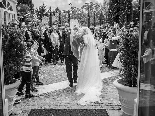 Il matrimonio di Tommaso e Marija a Sutri, Viterbo 35