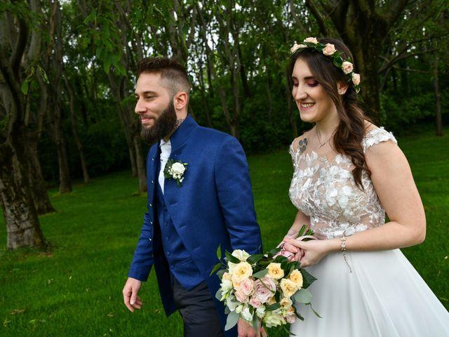 Il matrimonio di Cristian e Desy a Castiglione delle Stiviere, Mantova 30