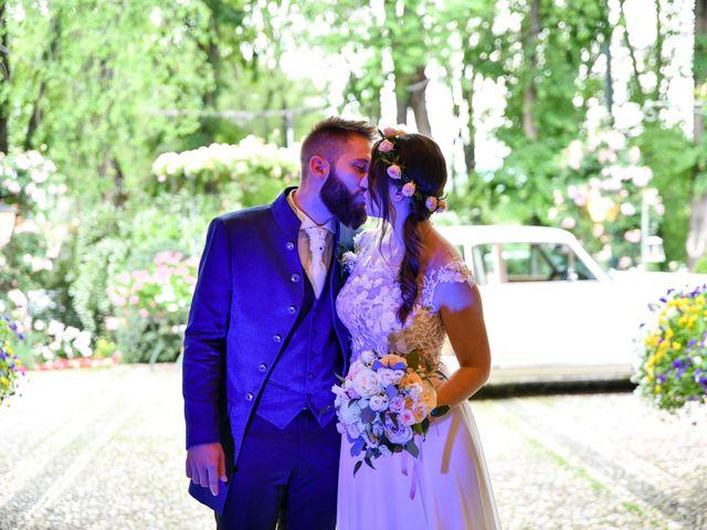 Il matrimonio di Cristian e Desy a Castiglione delle Stiviere, Mantova 34