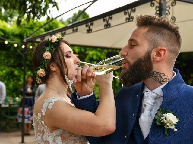 Il matrimonio di Cristian e Desy a Castiglione delle Stiviere, Mantova 38