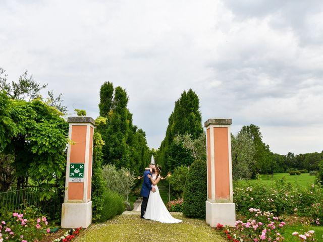 Il matrimonio di Cristian e Desy a Castiglione delle Stiviere, Mantova 67