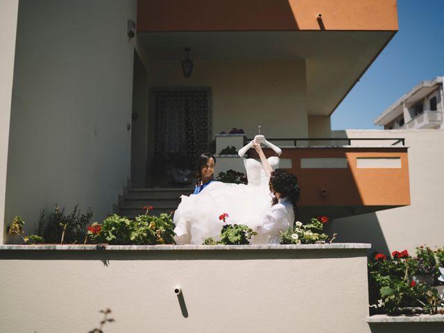 Il matrimonio di Salvatore e Alessandra a Pozzuoli, Napoli 10