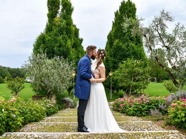 Il matrimonio di Cristian e Desy a Castiglione delle Stiviere, Mantova 68