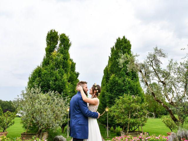 Il matrimonio di Cristian e Desy a Castiglione delle Stiviere, Mantova 69