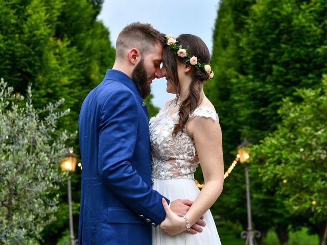 Il matrimonio di Cristian e Desy a Castiglione delle Stiviere, Mantova 70