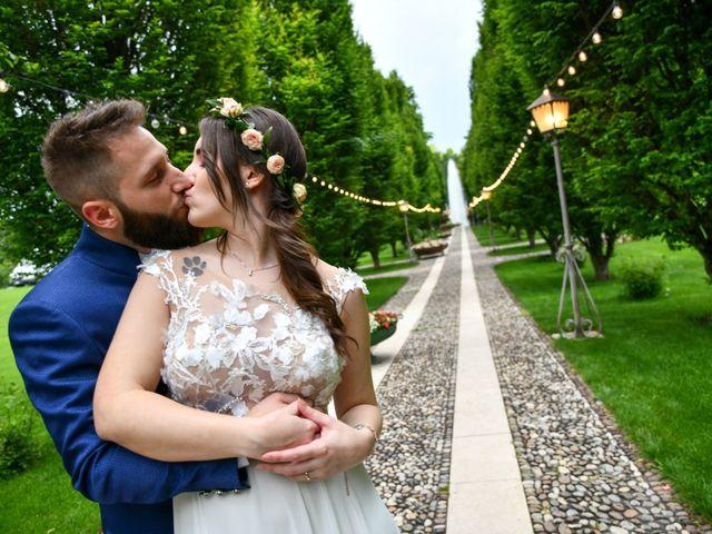 Il matrimonio di Cristian e Desy a Castiglione delle Stiviere, Mantova 72