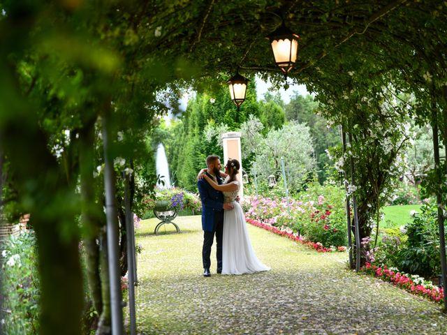 Il matrimonio di Cristian e Desy a Castiglione delle Stiviere, Mantova 73