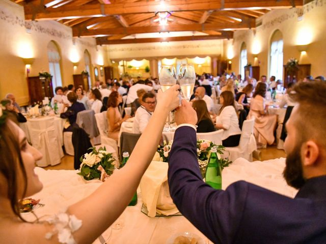 Il matrimonio di Cristian e Desy a Castiglione delle Stiviere, Mantova 79