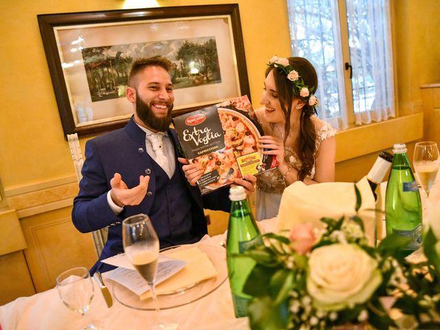 Il matrimonio di Cristian e Desy a Castiglione delle Stiviere, Mantova 81