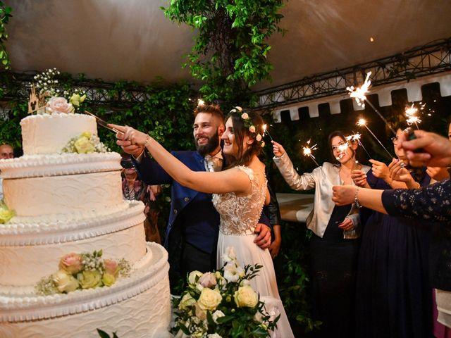 Il matrimonio di Cristian e Desy a Castiglione delle Stiviere, Mantova 101