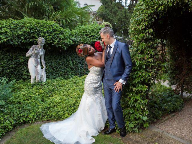 Le nozze di Rosy e Lorenzo