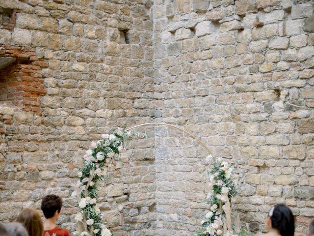 Il matrimonio di Marko e Gaia a Suvereto, Livorno 15