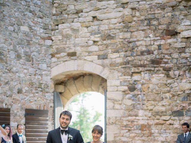 Il matrimonio di Marko e Gaia a Suvereto, Livorno 16