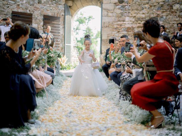 Il matrimonio di Marko e Gaia a Suvereto, Livorno 17