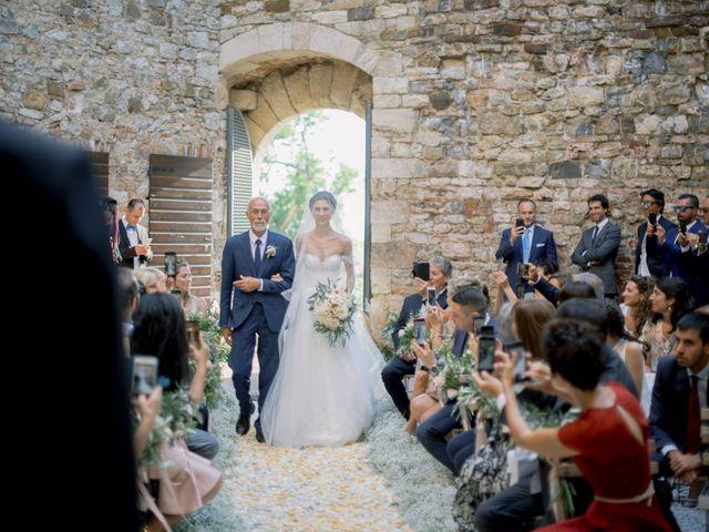 Il matrimonio di Marko e Gaia a Suvereto, Livorno 18