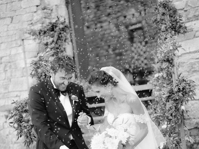 Il matrimonio di Marko e Gaia a Suvereto, Livorno 20