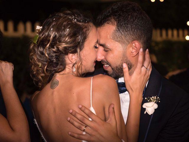 Le nozze di Federica e Ahmed