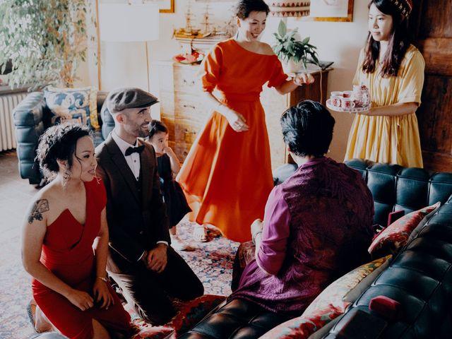 Il matrimonio di Marco e Path a Impruneta, Firenze 9