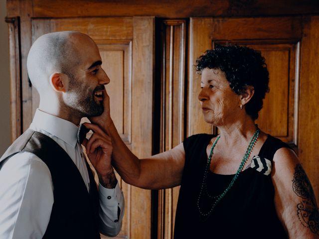 Il matrimonio di Marco e Path a Impruneta, Firenze 18