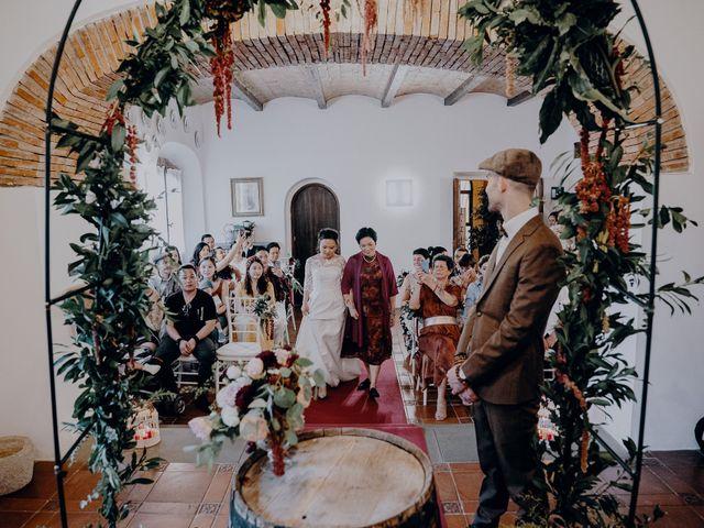 Il matrimonio di Marco e Path a Impruneta, Firenze 20