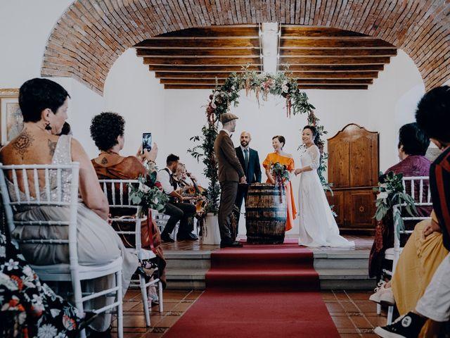 Il matrimonio di Marco e Path a Impruneta, Firenze 23