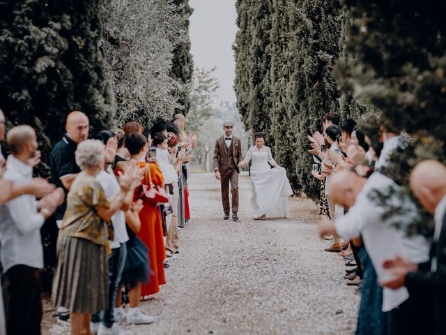 Il matrimonio di Marco e Path a Impruneta, Firenze 25