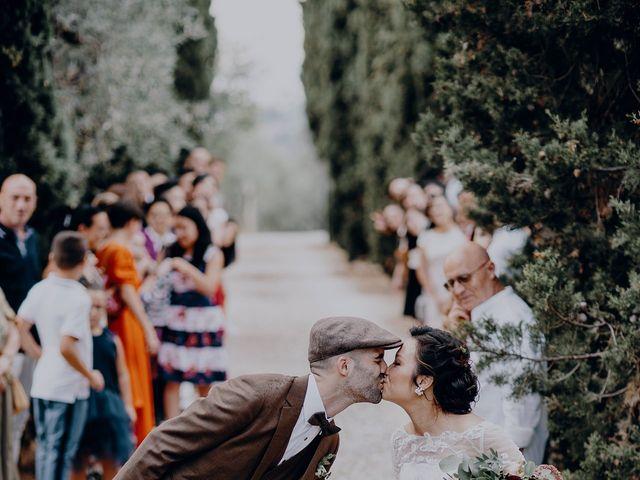 Il matrimonio di Marco e Path a Impruneta, Firenze 26