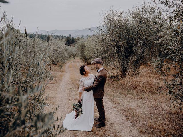 Il matrimonio di Marco e Path a Impruneta, Firenze 28