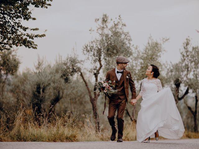 Il matrimonio di Marco e Path a Impruneta, Firenze 32