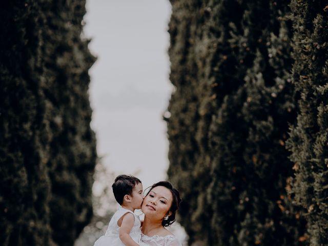 Il matrimonio di Marco e Path a Impruneta, Firenze 33