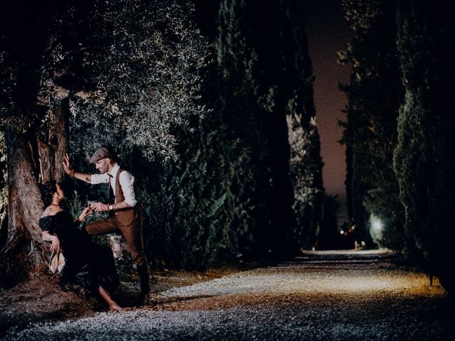 Il matrimonio di Marco e Path a Impruneta, Firenze 39