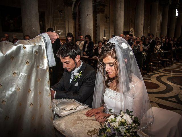 Il matrimonio di Marta e Tiziano a Viterbo, Viterbo 6