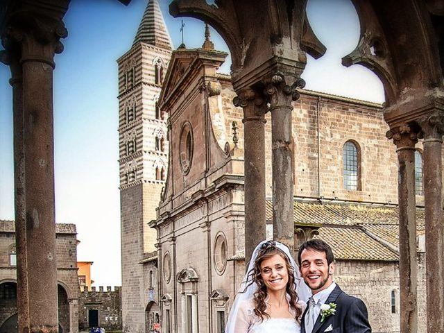 Il matrimonio di Marta e Tiziano a Viterbo, Viterbo 7