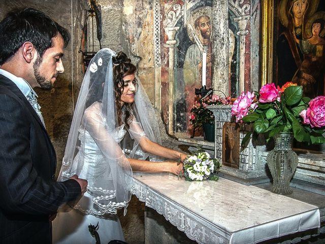 Il matrimonio di Marta e Tiziano a Viterbo, Viterbo 1