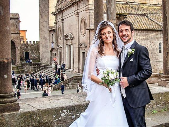 Il matrimonio di Marta e Tiziano a Viterbo, Viterbo 2