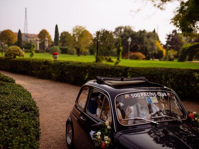 Il matrimonio di Eugenio e Elena a Montello, Bergamo 4