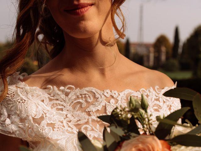Il matrimonio di Eugenio e Elena a Montello, Bergamo 13