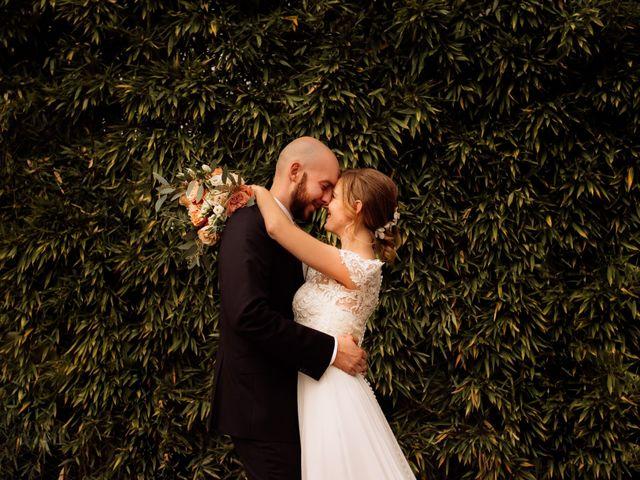 Il matrimonio di Eugenio e Elena a Montello, Bergamo 15