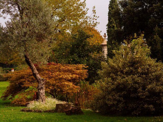 Il matrimonio di Eugenio e Elena a Montello, Bergamo 16