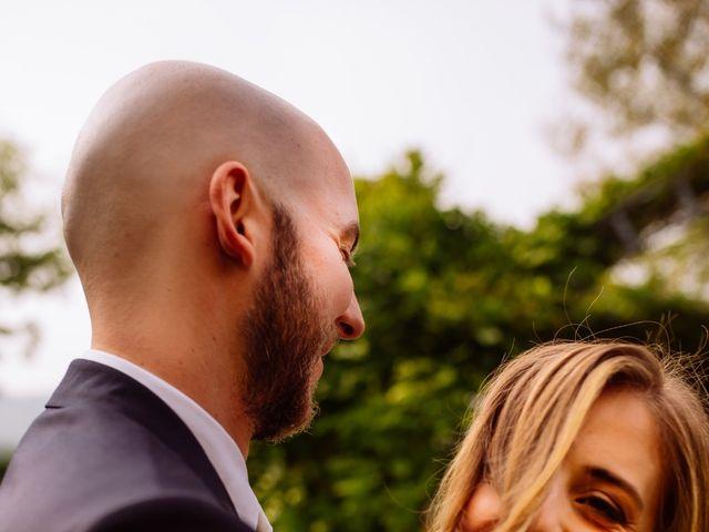 Il matrimonio di Eugenio e Elena a Montello, Bergamo 21