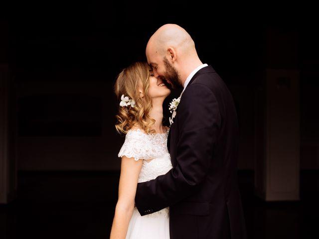 Il matrimonio di Eugenio e Elena a Montello, Bergamo 22